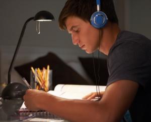 estudar a noite